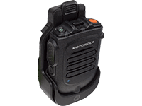 Motorola Mission Critical Wireless Bluetooth Accessories for Public Safety