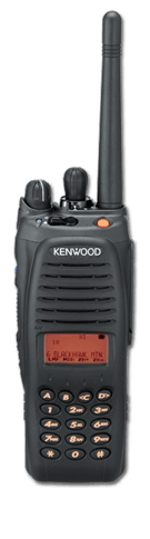 Kenwood Public Safety Portable Two Way Radio United Radio